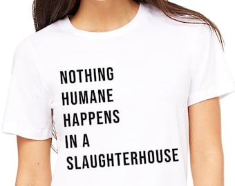 Slaughterhouse Fitted Women's T-shirt