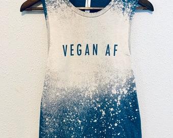 Vegan AF Women's Muscle Tank