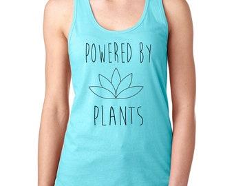 Powered by Plants Women's Tank