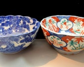 Great-Grandmother 39 s Mid 19th Century Antique Asian Ceramic Bowls