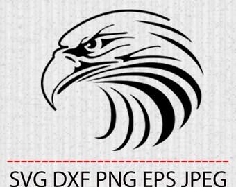 Eagle svg   Etsy