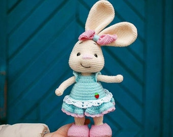 Overalls For Dress Me Bunny Boy Clothes! (Amigurumi To Go ... | 270x340