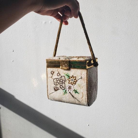 Vintage Fuji Box Bag