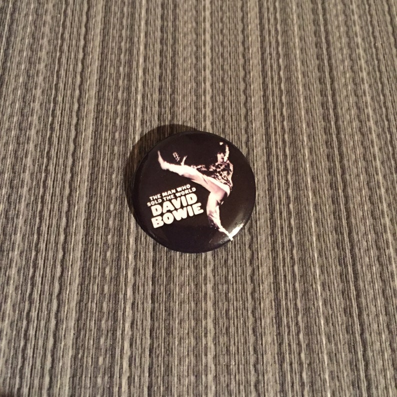 """1.25/"""" Curb Your Enthusiasm pin back button set of 6"""