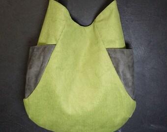 """Shoulder bag """"Ete Arctique"""""""
