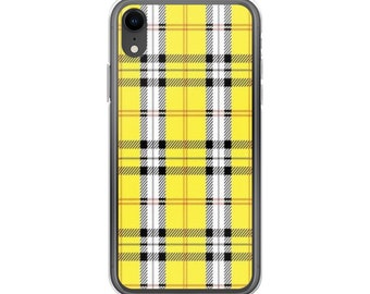 sale retailer a8623 28ef8 Plaid iphone case | Etsy