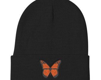 791554aaee3b2 Butterfly beanie