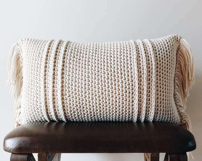 Featured listing image: The Hadley | crochet pattern