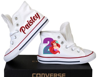 3708acad2b1055 Ariel converse shoes