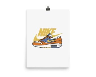 eb13f77b9ece1f Poster Nike Air Max 1 Amsterdam
