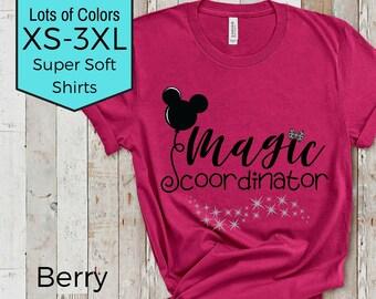 67ef73e18ae33 Magic shirt | Etsy