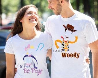 Disney Couples Shirts