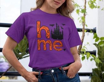 Disney Halloween Shirt | Disney Home Shirt, Disney Shirt, Women's Disney Shirt, Plus Size Disney Shirt, Disney Mens Shirt, Matching Family