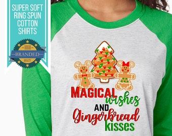 Disney Christmas Shirt   Christmas Cookie Shirt   Disney Shirts   Family Christmas Shirt   Plus Size Disney Shirt   Women's Christmas Shirt