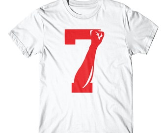 Stand with Kap Number Seven - Colin Kaepernick Fist Up T-shirt 0874a43ab