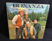 Bonanza Party Time Vinyl LPM-2583, 1962
