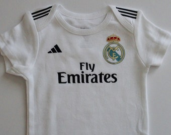7ace89bf92bb7 Baby Jersey - Soccer Real Madrid