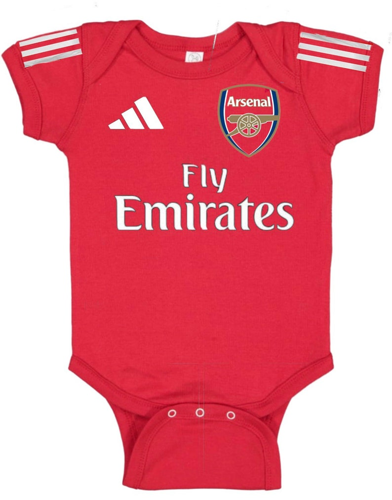 newest 9880f 35e55 Baby Jersey - Soccer Arsenal