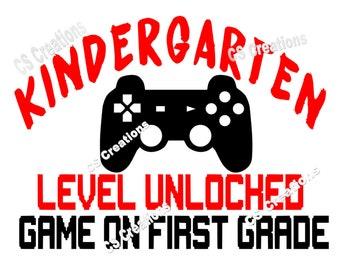 Level 1 Unlocked Etsy