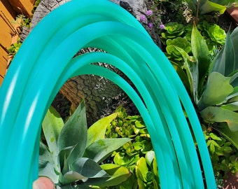 UV Green Calcite 3/4in Polypro Hula Hoop