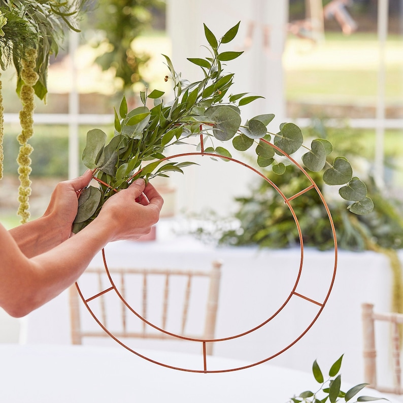 Hochzeitsdeko Ringe