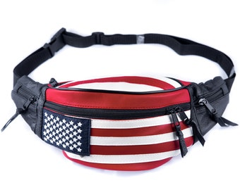 Mexico Flag For Mexican Pride Handy Practical Fanny Pack Latinx Mexican Flag Fanny Pack Latin America Pride Central South American Life