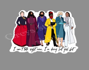 The Women of Inauguration Day 2021  Capitol Jedis