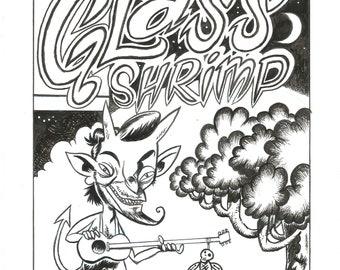 The Glass Shrimp