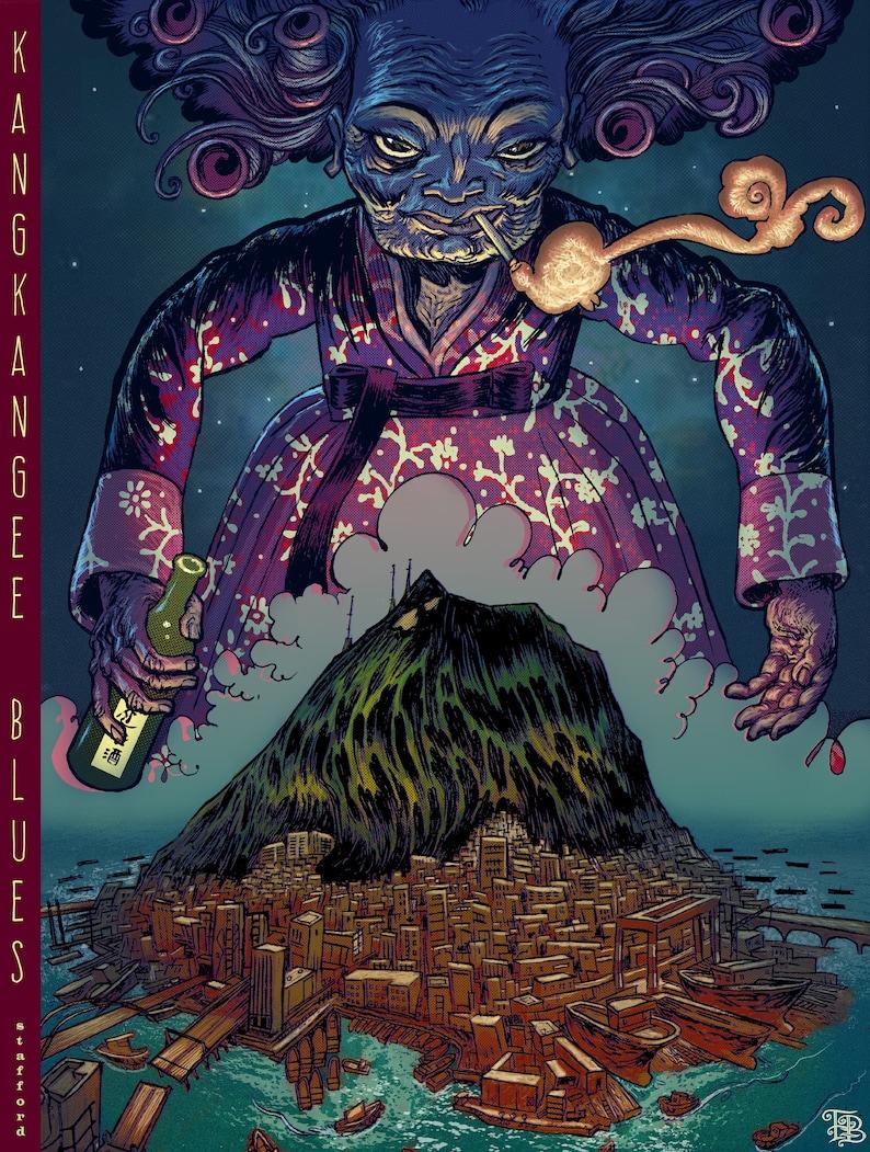 Kangkangee Blues comic image 0