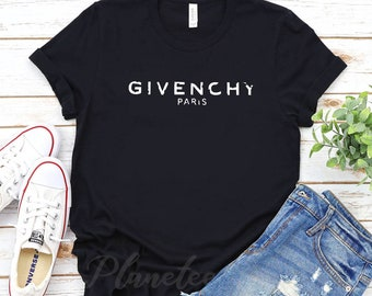 best service 15206 c0d62 Tshirt Premium Givenchy Paris T shirt, Givenchy T-Shirt, Givenchy Paris  Logo Tshirt, Givenchy Paris Shirt For Men Women Kids Tshirt Unisex