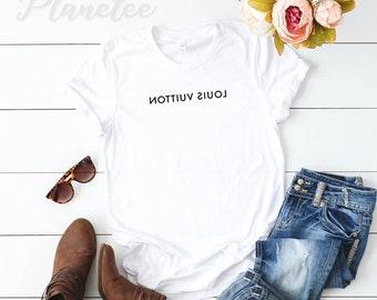 0e75bd29d710 T shirt Louis Vuitton Inspired