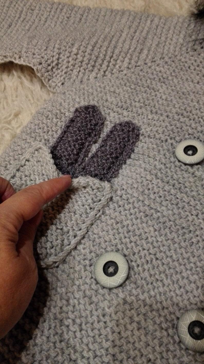 gray knitted baby coat warm coat girl coat boy beautiful baby cardigan knitted cardigan baby coat for girl coat for boy warm coat for baby