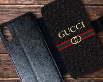 25bb8ff34893 Luxury Wallet iPhone case, Wallet Case, Wallet Samsung Galaxy S10 Plus S10  S9+ S8 S7 Samsung Note case Gucci iPhone Xs Max XR 7 8 Plus Case
