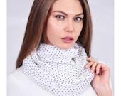51 Grey Cotton Elegant Mod Womens Scarf Shawl Neckerchief Summer Autumn Soft Fall Colorful Kerchief Style Ladies Shawl Wrap Loop Plaid Warm