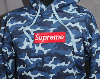 1cf29cf8ae95 SUPREME Combat CAMO HOODIE Fully Embroidered 6