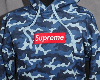 7cfb002303fc SUPREME Combat CAMO HOODIE Fully Embroidered 6