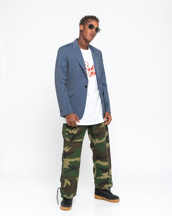 NEW - VIVIENNE WESTWOOD blazer jacket blue wool ma