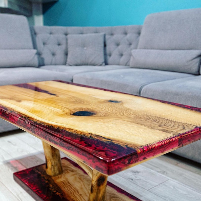 Epoxy Wood Resin Table table resin wood Epoxidharz Tisch