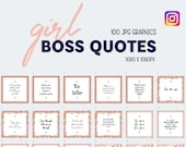 100 Girl Boss Instagram Quotes | JPEG