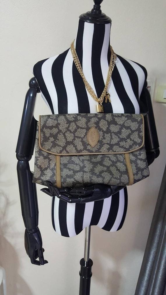 Authentic vintage Yves Saint Laurent Clutch Bag