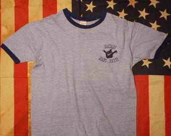 9fed13547465ad Vintage 60s SPORT-T Hawaii Hang Loose T-Shirt USA not champion hanes jc big  mac rrl levis 501xx big e lee converse keds