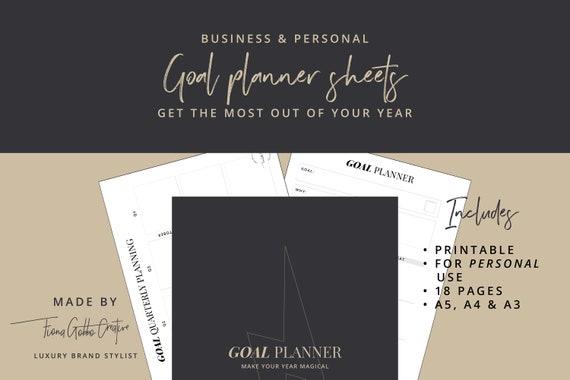 Fiona Gobbo Creative goal planner*
