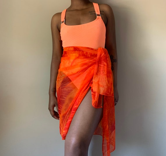 Women's Vintage Sarong Size fits all