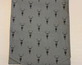 Ready To Ship Stag Print Table Runner / Country Table Runner
