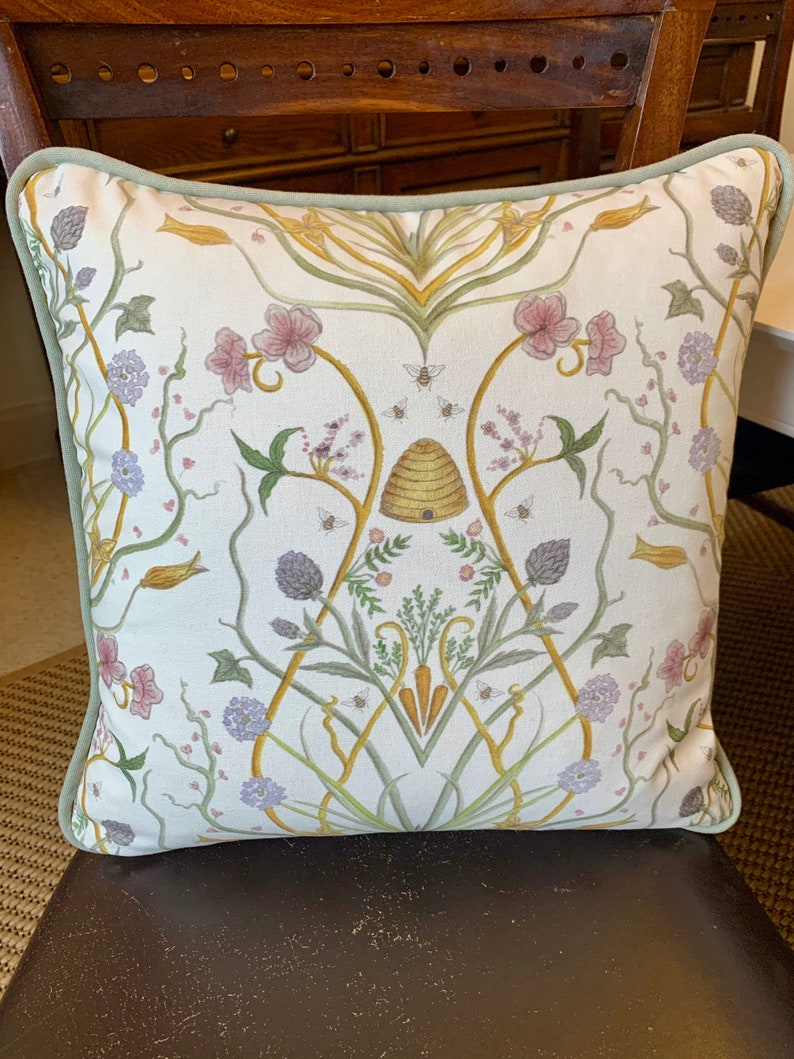 Escape To The Chateau Cushion Potagerie Cushions Scatter image 0