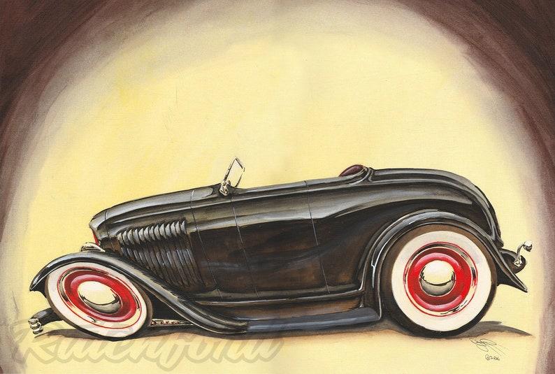 Black Roadster image 1