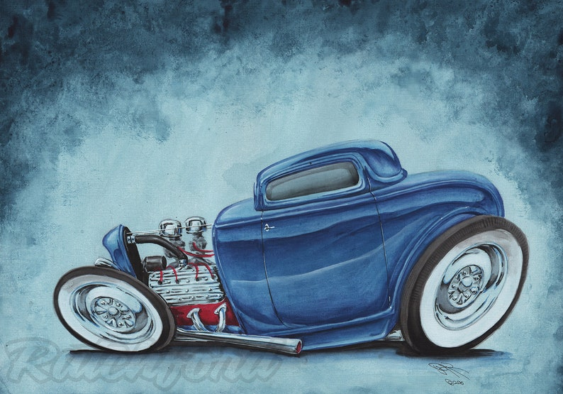 Deuce Coupe image 1