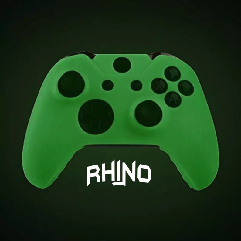Glow In Dark Xbox Controller Skin