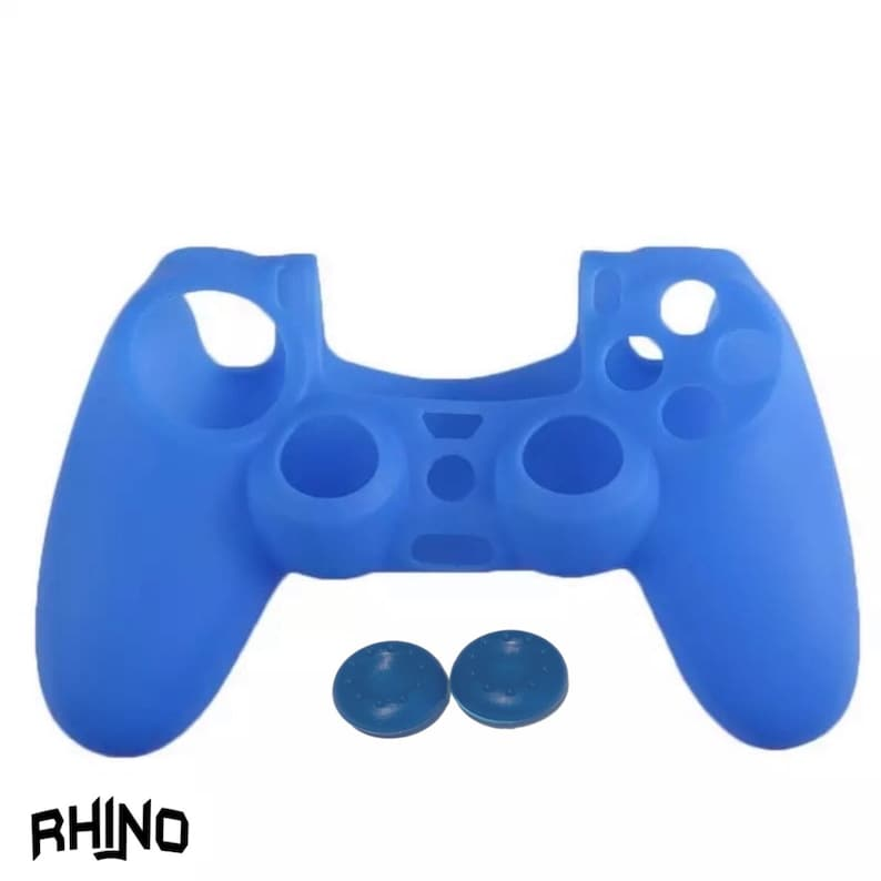 PS4 Controller Silicone Skin 1 Pair Of Controller Grips
