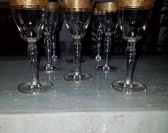 dca099e9ea1 Vintage Gold Rimmed Glasses